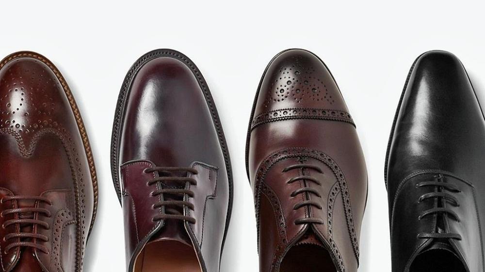 Formal shoes, Shoe brands