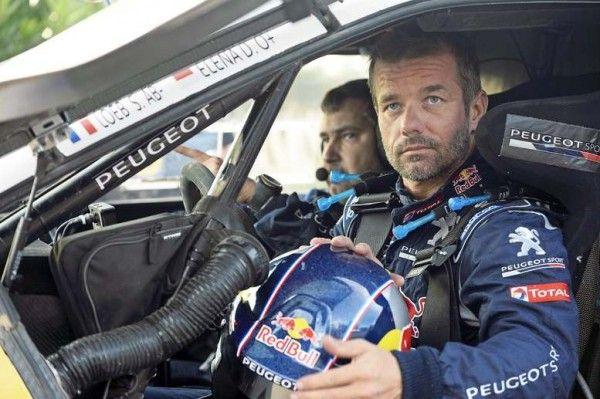 Dakar : 7ème étape, Loeb en tête, course neutralisée