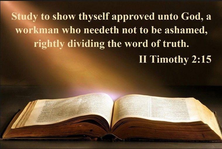 2 timothy 2:15 - Yahoo Image Search Results | Knowing god, Bible ...