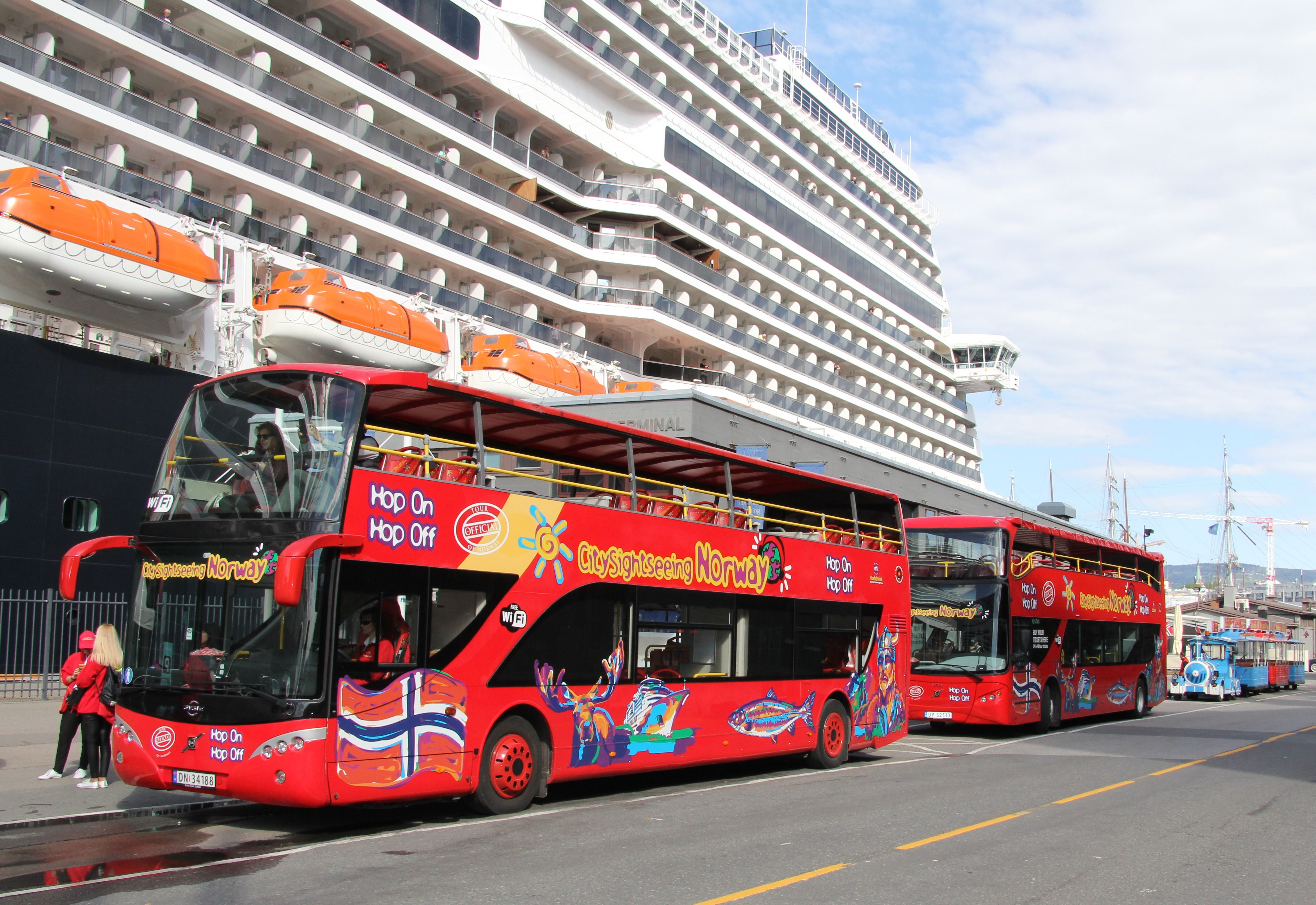 City Sightseeing Oslo Royal Caribbean Ships Theme Cruises Vacation Alone