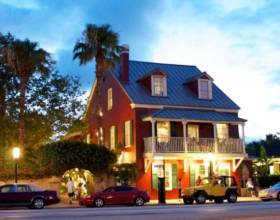 Harry S Restaurant St Augustine Seafood Bar Grille Saint Reviews