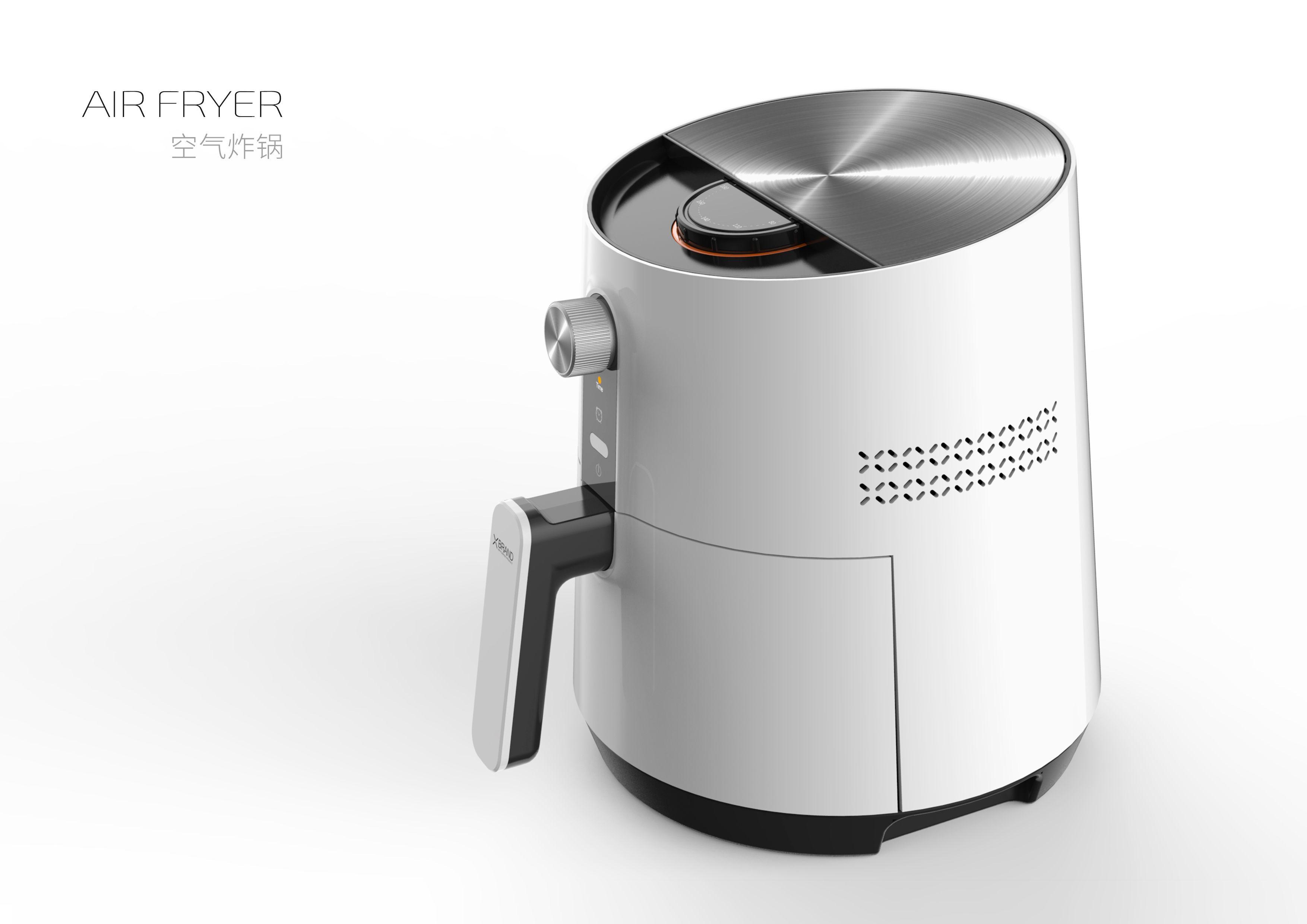 Intelligent air fryer Hu Dongsheng / Lou Hongxian / Bao
