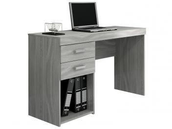 Mesa Para Computador Escrivaninha Malta 2 Gavetas Politorno