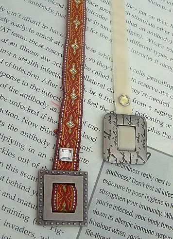 Ribbon Bookmarks