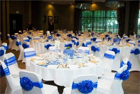 Wedding Full Room Village Hotel Solihull Wedding Centrepiece