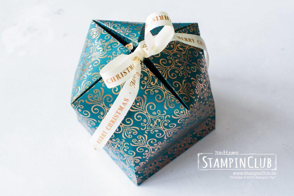 xxl kuppelbox stampin' up stampinclub kuppelbox dome