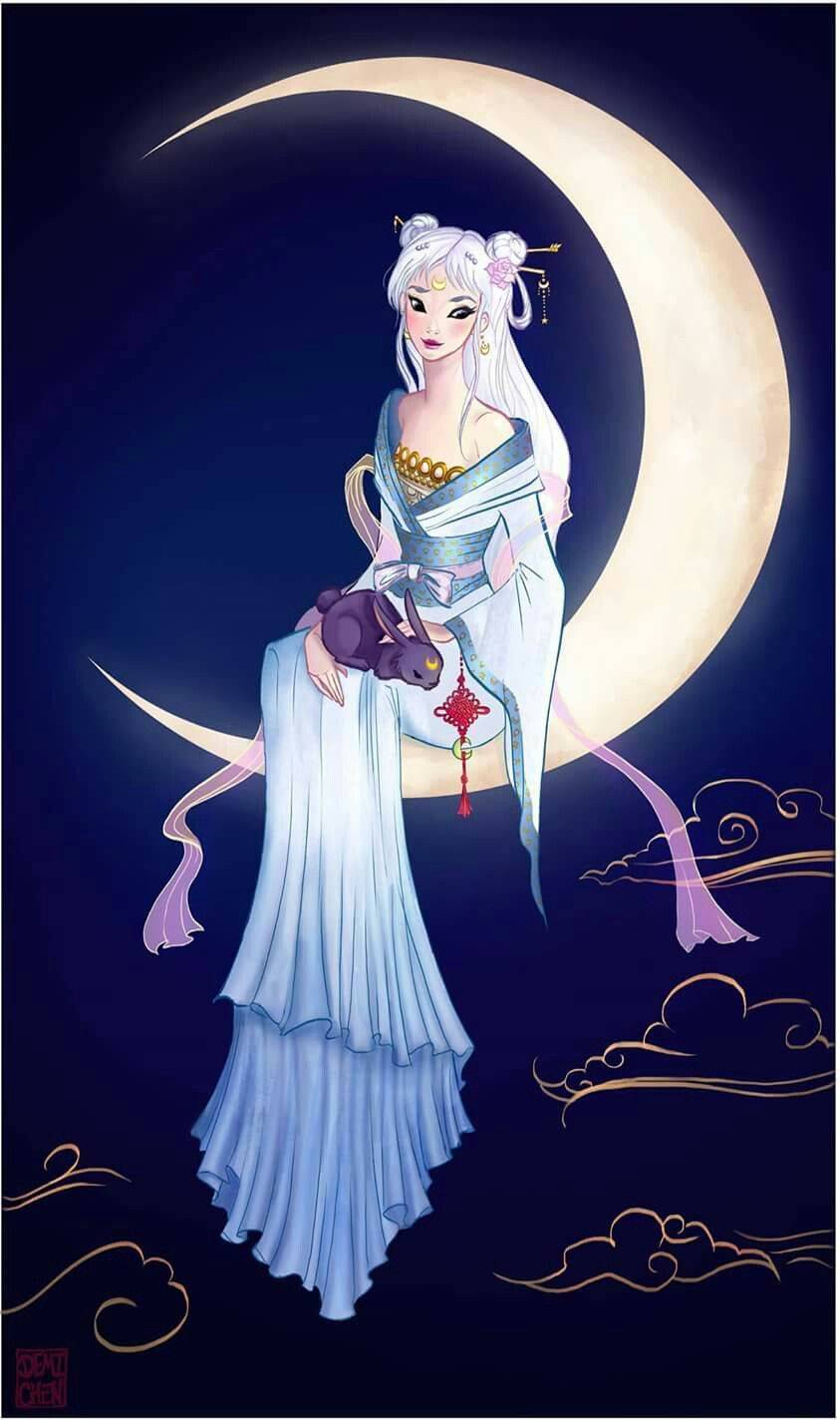 Sailor Moon Moon Goddess Art Sailor Moon Art Sailor Moon