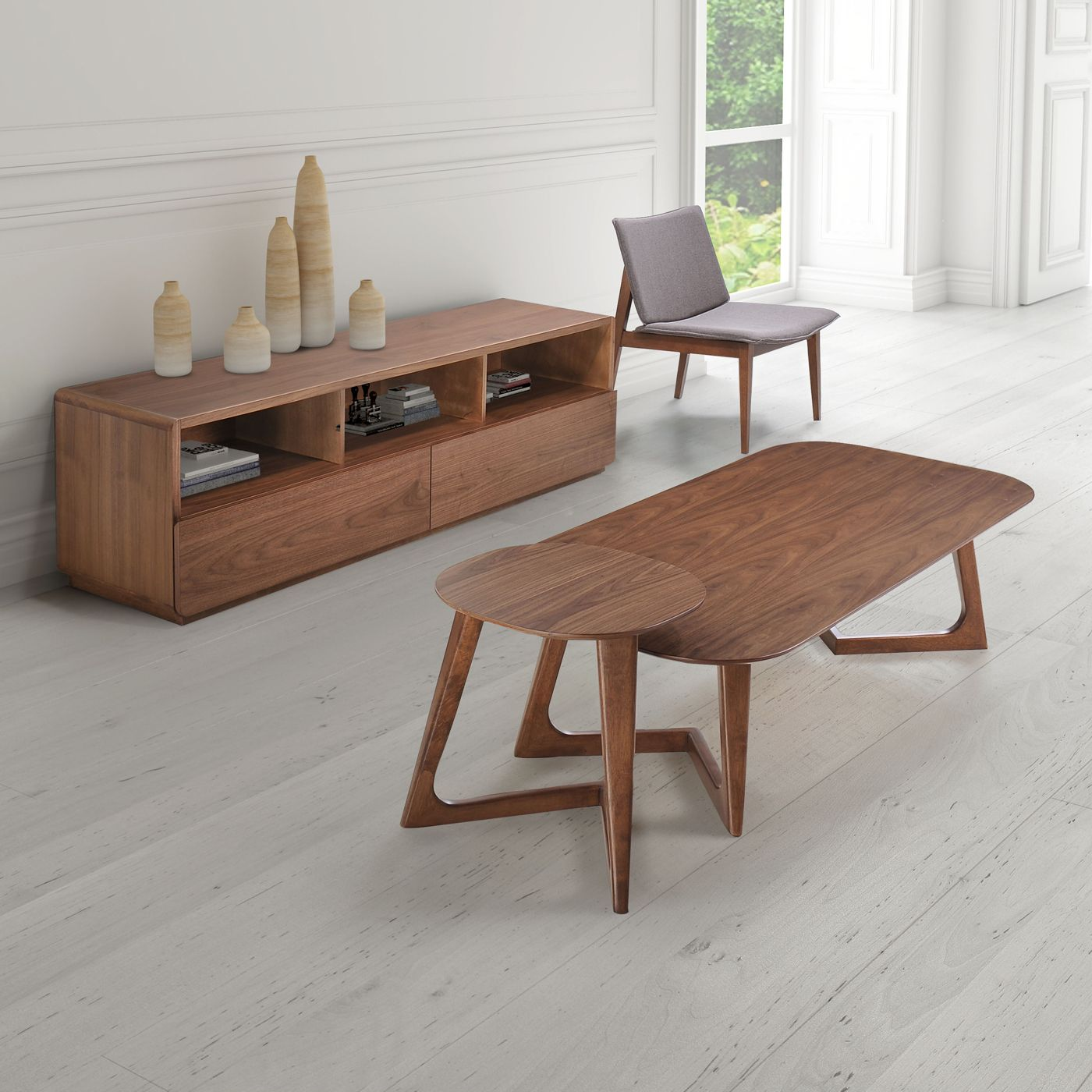 Zuo Modern Modern Park West Coffee Table
