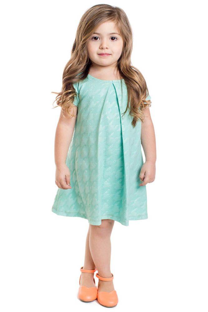 22704c41219 Chloe Modest Little Girl Dress in Mint  Final Sale