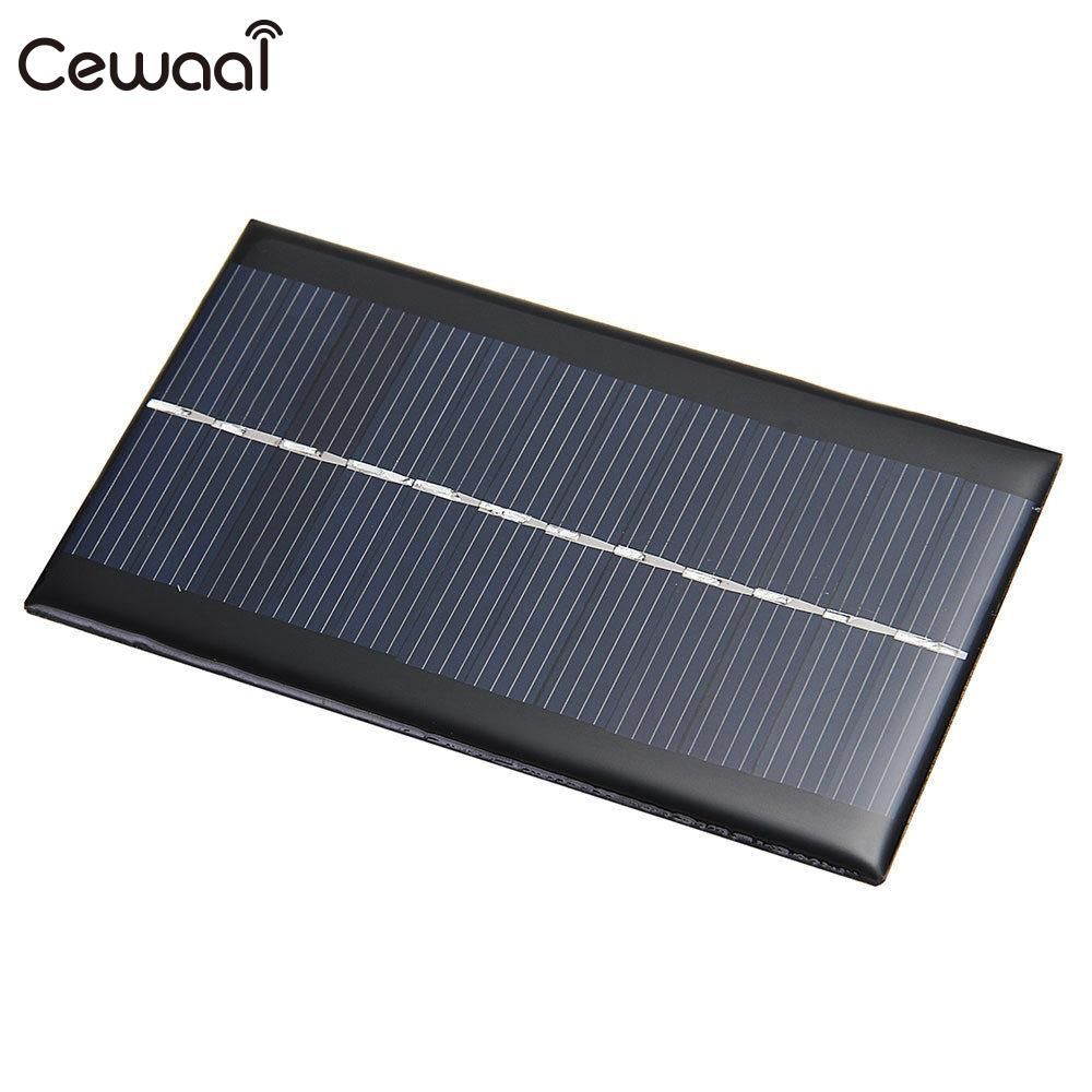Sold 1495808913 Items Cewaal Solar Panel 6v 1w Portable Mini Diy Module Panel System For Battery Cell Phone Ch Diy Solar Panel Solar Panels Solar Power Panels