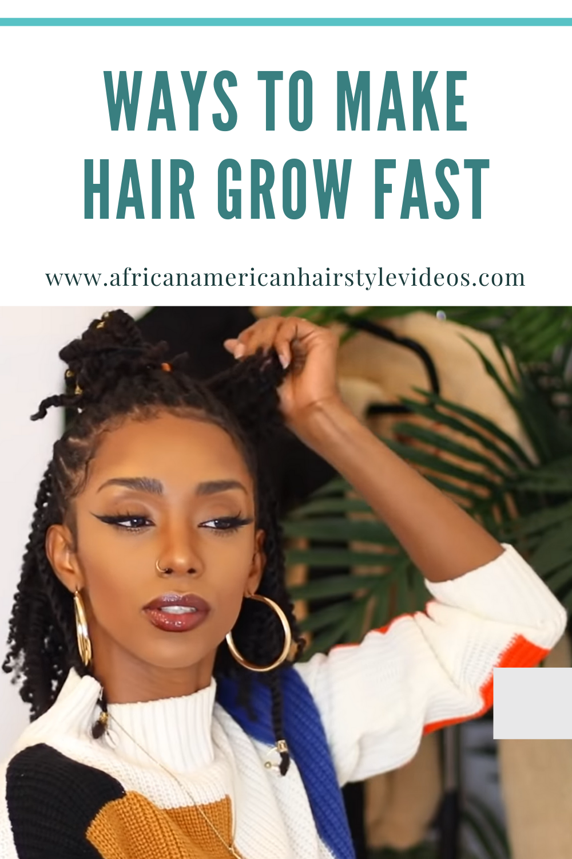 Do Cornrows Help Hair Grow Faster