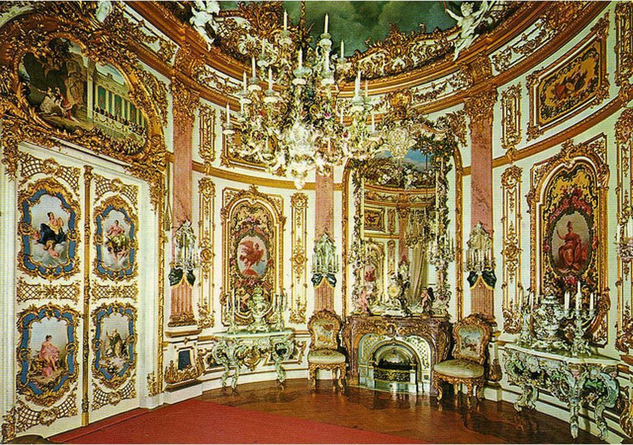 Herrenchiemsee Palace Bavaria Germany Palace Of King Ludwig Ii New Palace Germany Castles Germany
