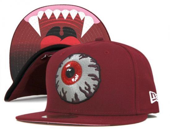 MISHKA x NEW ERA「Keep Watch」59Fifty Fitted Baseball Cap ... a469935d7a7b