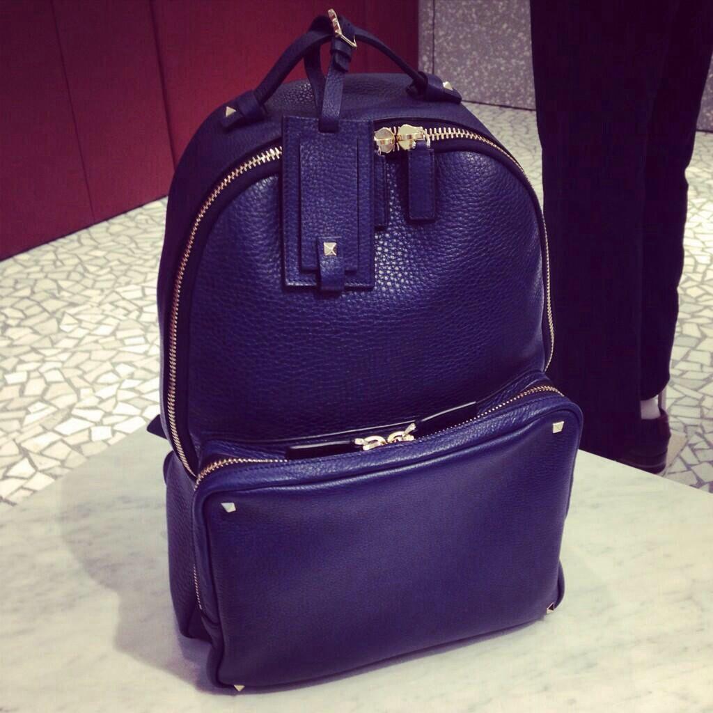 valentino backpack.