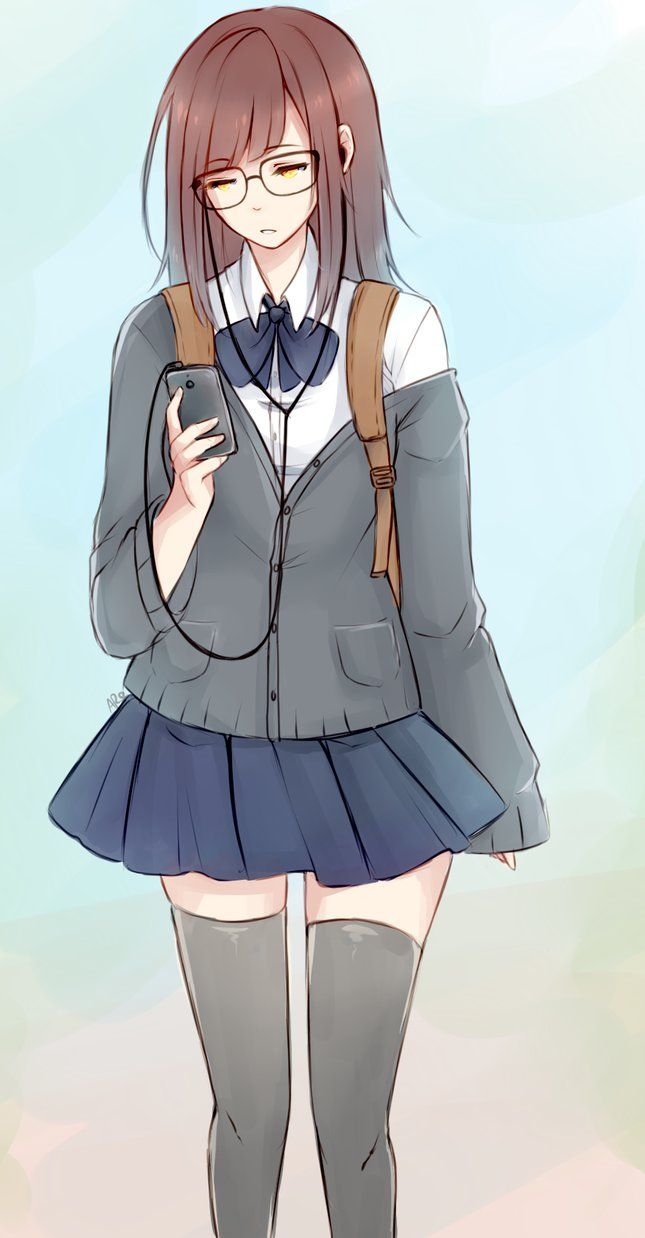 Lazy Walk By Cytes Walking By Short Girls Anime