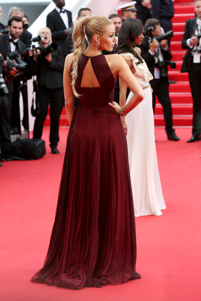 6a671aec8f6 Blake Lively Photos Photos: 'Grace of Monaco' Premieres at Cannes in ...