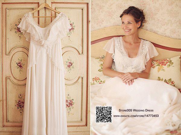 compre 2015 baratos más de gasa de tamaño del país vestidos de novia