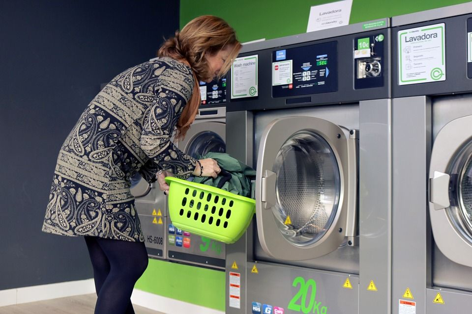 Wash Tub Laundry Provide You Coin Washing Laundry Where You Bring