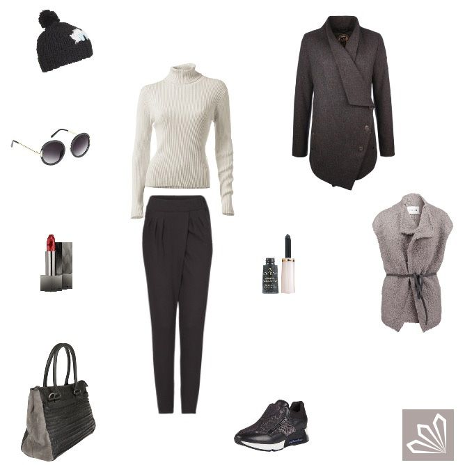 Casual Outfit: Kuschelweste & Caban. Mehr zum Outfit unter: http://www.3compliments.de/outfit-2015-09-26-a#outfit2