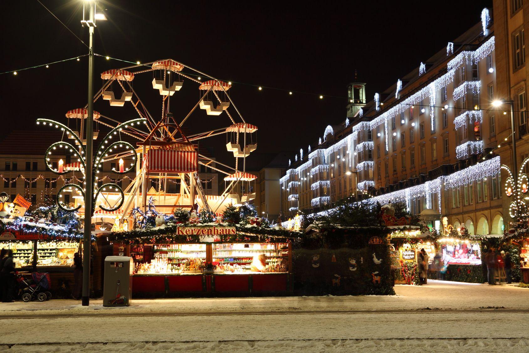 ältester Deutscher Weihnachtsmarkt