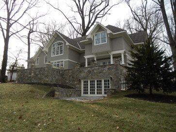 Craftsman Exterior Design Ideas Pictures Remodel And Decor Building Design Home Renovation Costs