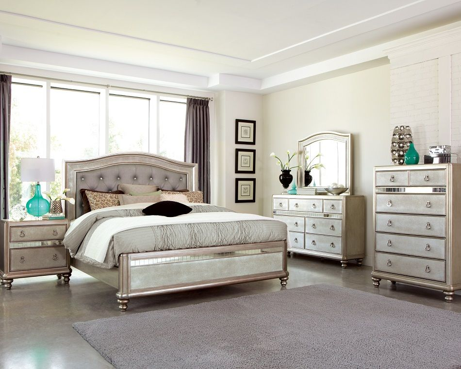 Bling Game Collection 204181 Bedroom Set New future Pinterest