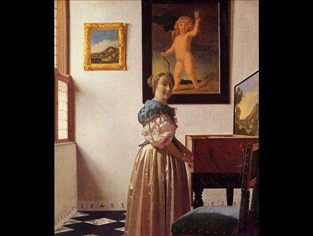 Vermeer, Scuderie Del Quirinale, Rome, Italy