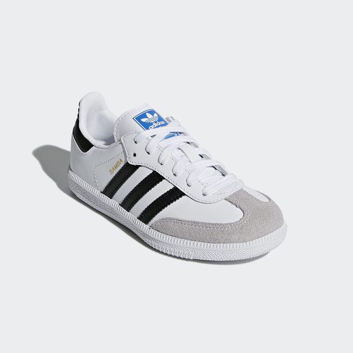 a80f1cf5f Samba OG Shoes White 1.5 Kids | Products | Shoes, Adidas, Adidas samba
