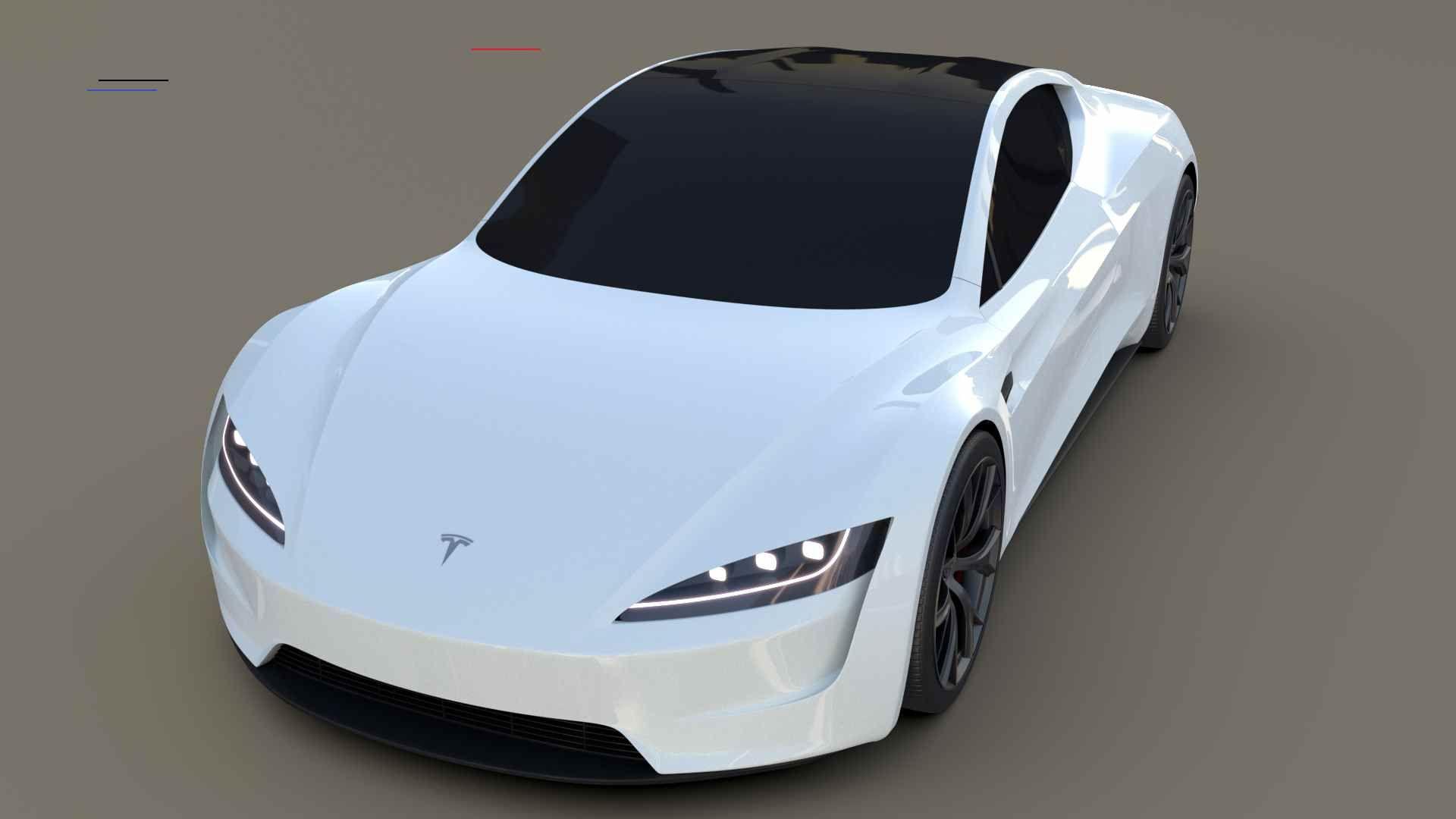 exoticcars en 2020 Tesla roadster, Luxury sports cars