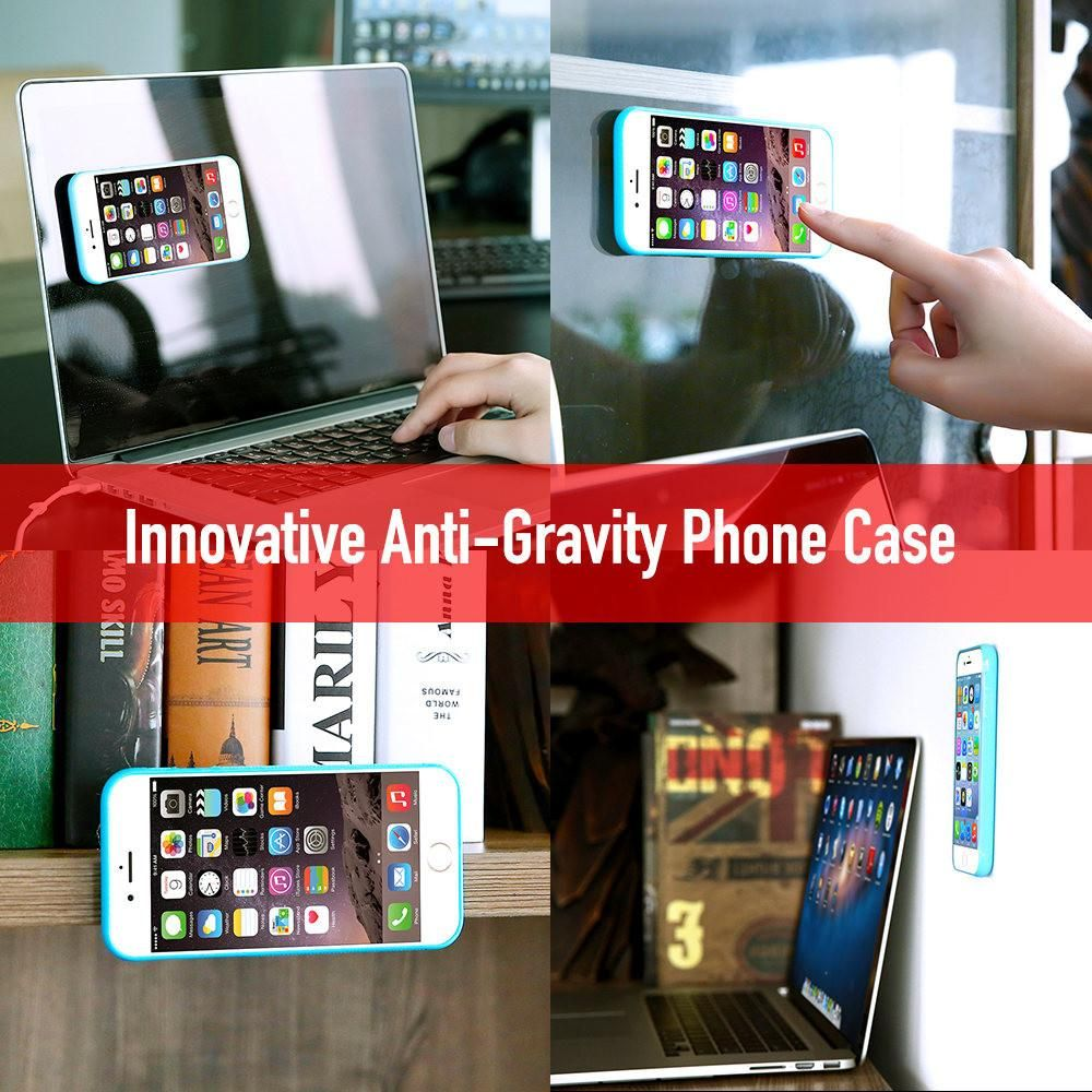 AntiGravity Case (For iPhone & Samsung) Hands free