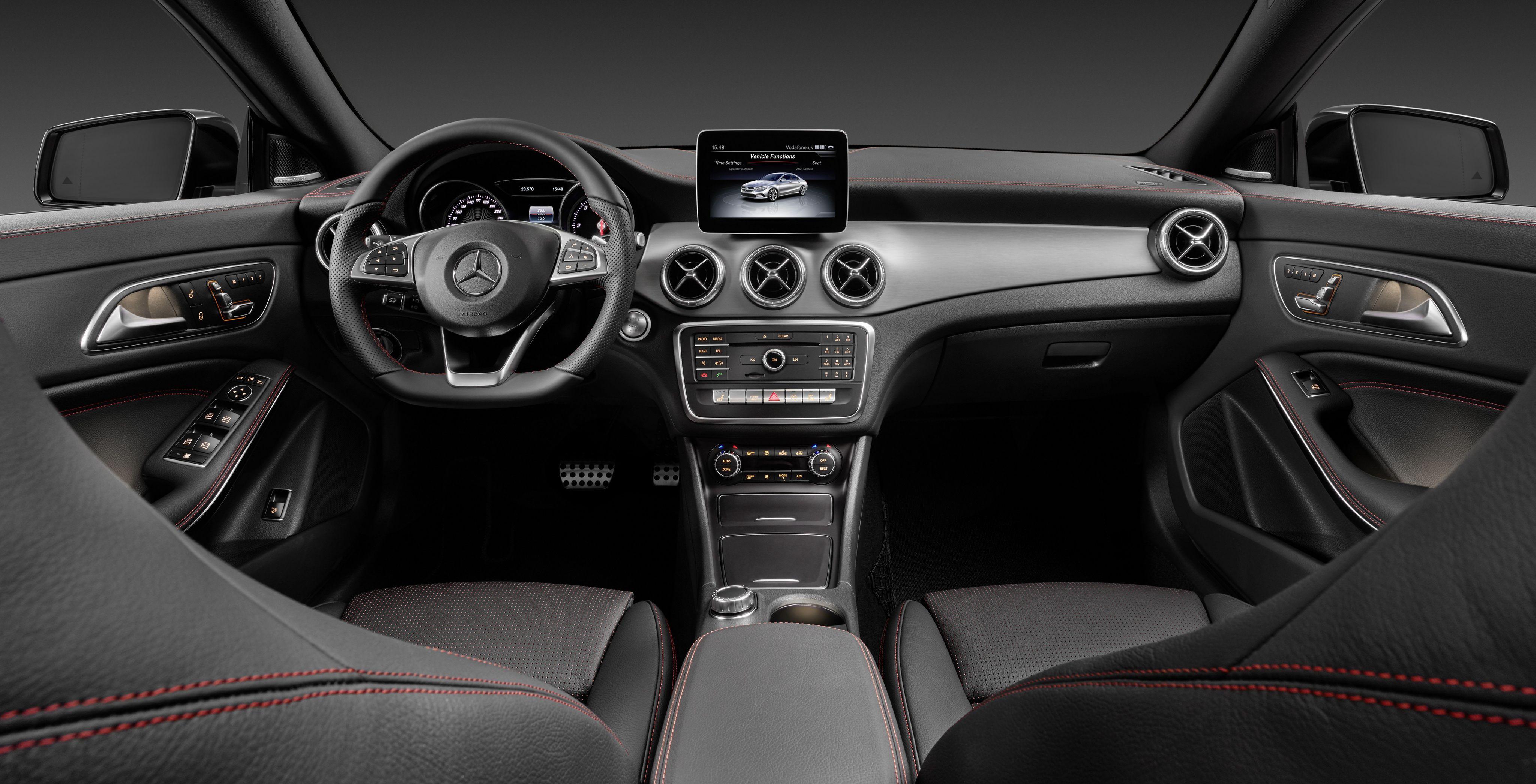 Mercedes Benz Cla 200 D 4matic Amg Line C117 2016 19