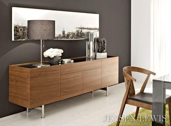 Calligaris Buffet Brown mirror top   Arredo   Mobili ...