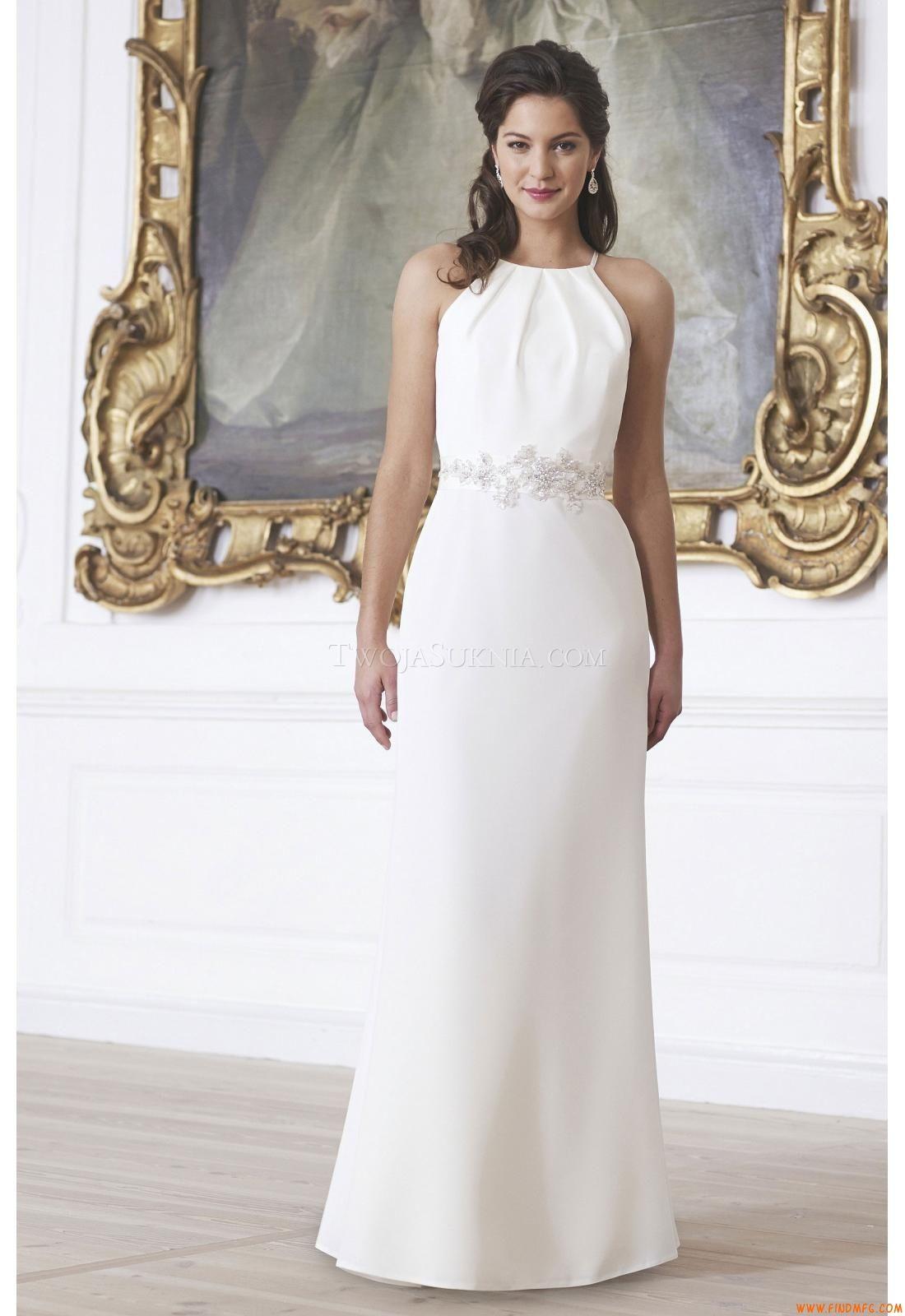 Vestidos de noiva Lilly 08-3254-CR Lilly 2014