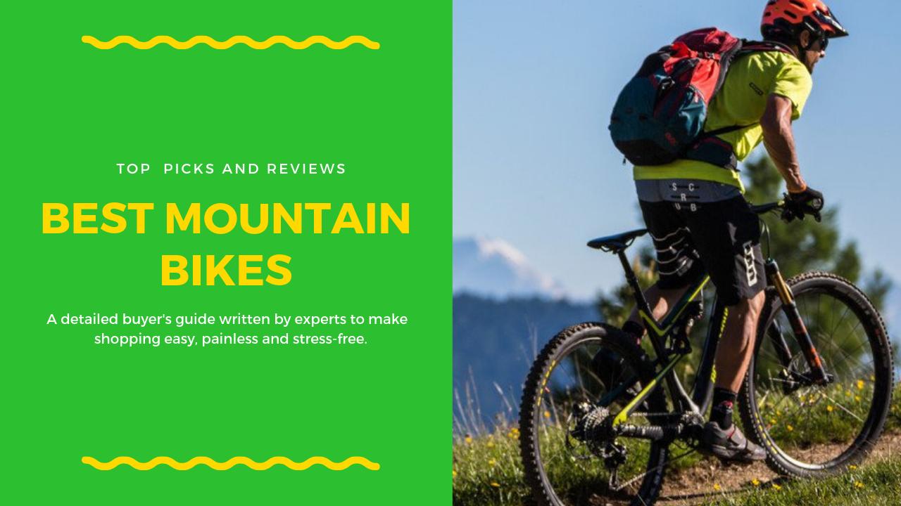 Best Mountain Bikes Reviews Best Mountain Bikes Carbon Fiber