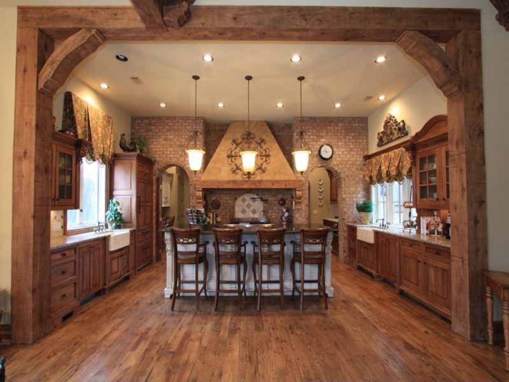 Rustic Country Kitchen Ideas candheliers – sacalink