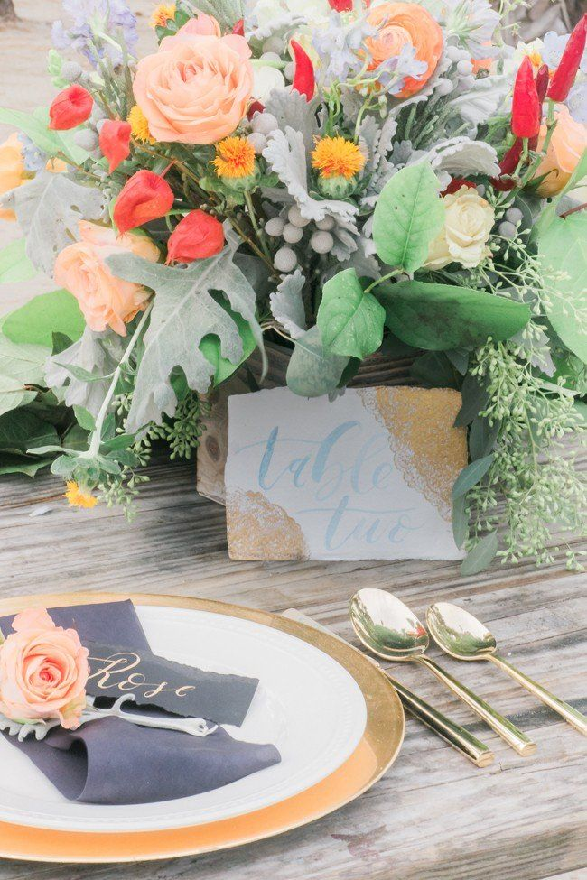 Dreamy Coastal Wedding Inspiration - Manda Weaver Photography http://mandaweaver.com | featured on http://fabyoubliss.com