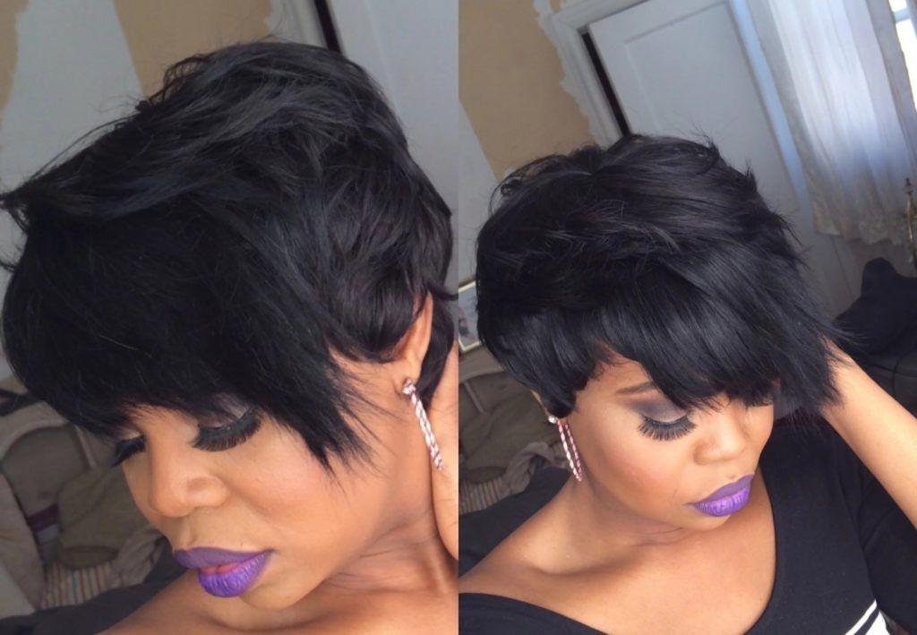 Nigerian Hairstyles With Weavon 8211 This Best Nigerian Hairstyles With Weavon Gallery Quick Weave Hairstyles Weave Hairstyles Short Quick Weave Hairstyles