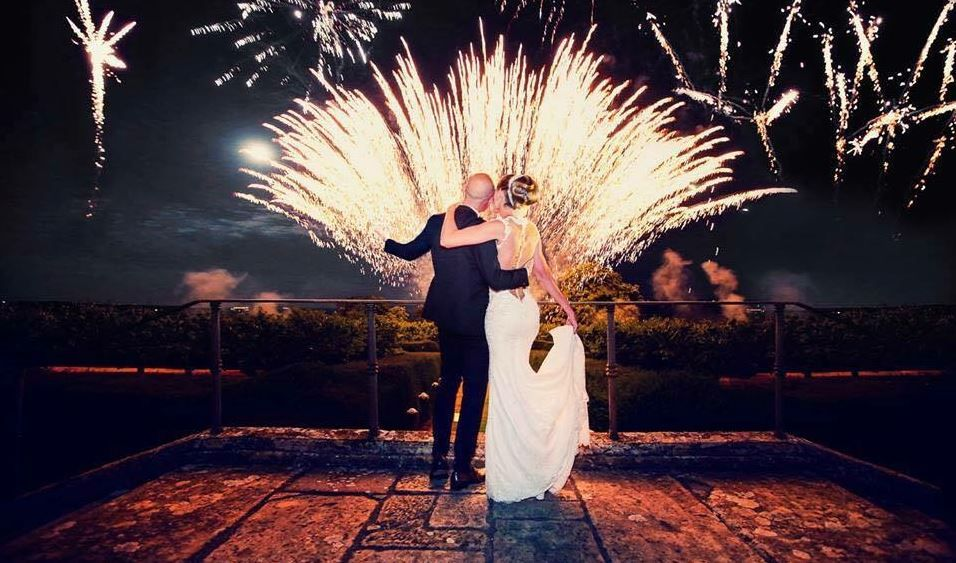 Feux d'artifice mariage - Animation Mariage - Wedding Planner ...