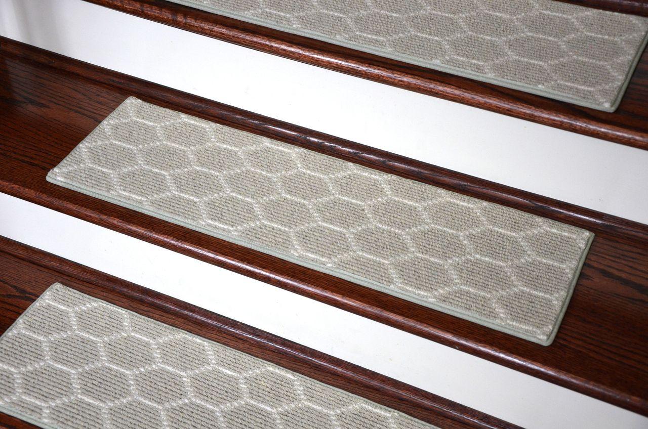 Best Dean Tape Free Pet Friendly Premium Wool Non Slip Stair 400 x 300