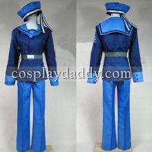 APH Axis Powers Hetalia Norway Cosplay Costume full set Customized Any Size(China (Mainland))