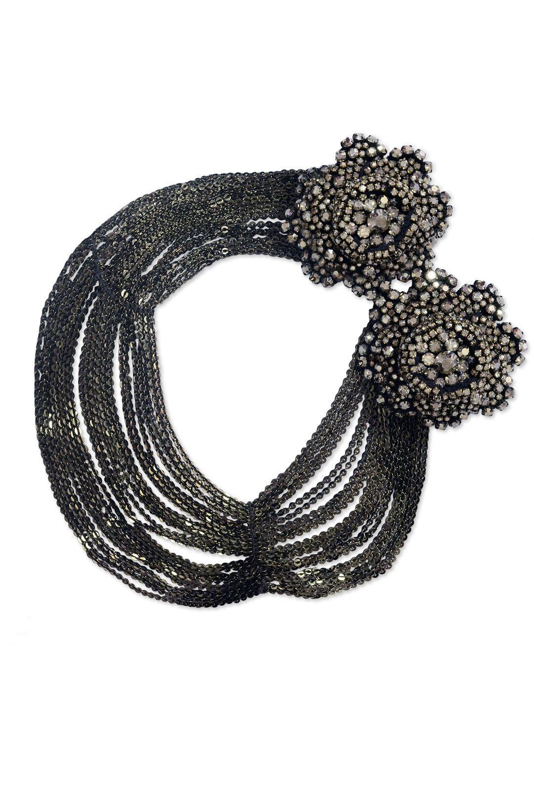 Vera Wang Accessories Black Dahlia Necklace Necklace