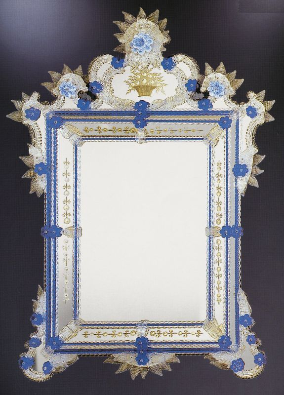 17th century venetian mirror a beautiful murano mirror for 17th century mirrors