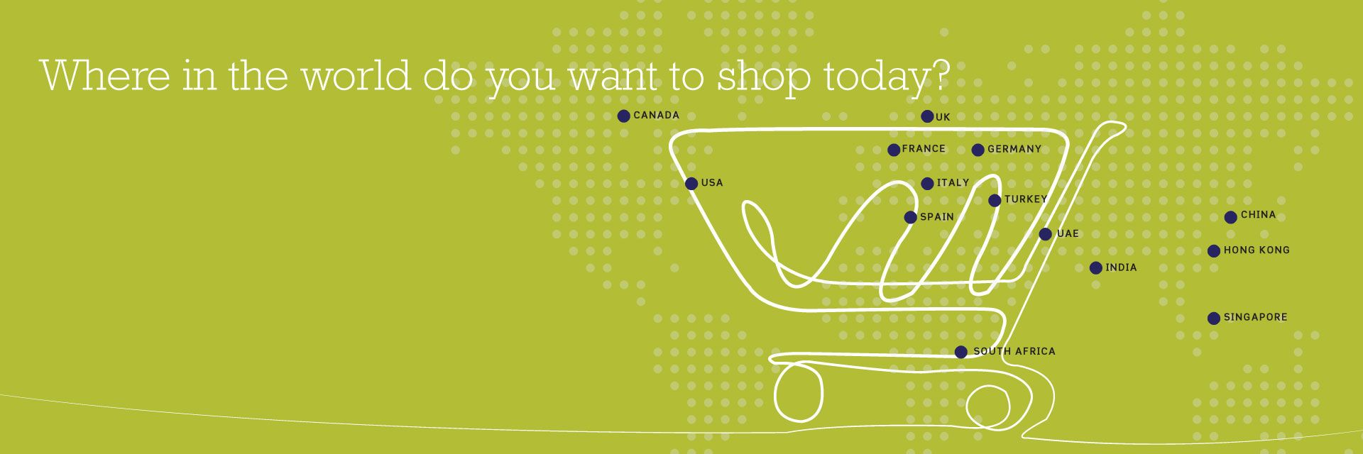 Shop and Ship is an international shipping service that