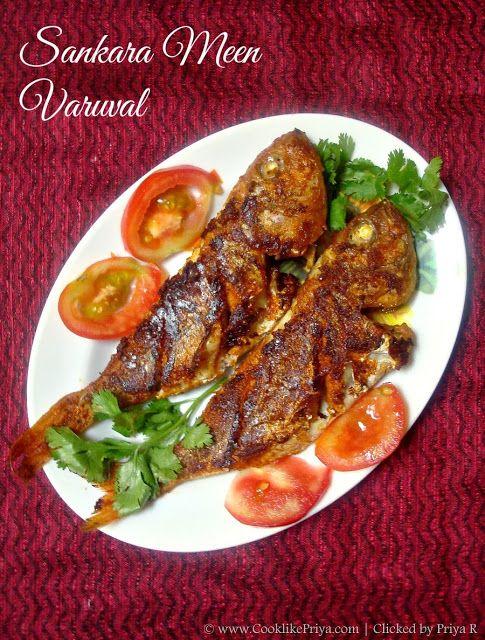 Red snapper fish fry sankara meen varuval south indian fish red snapper fish fry sankara meen varuval south indian fish fry recipe forumfinder Gallery