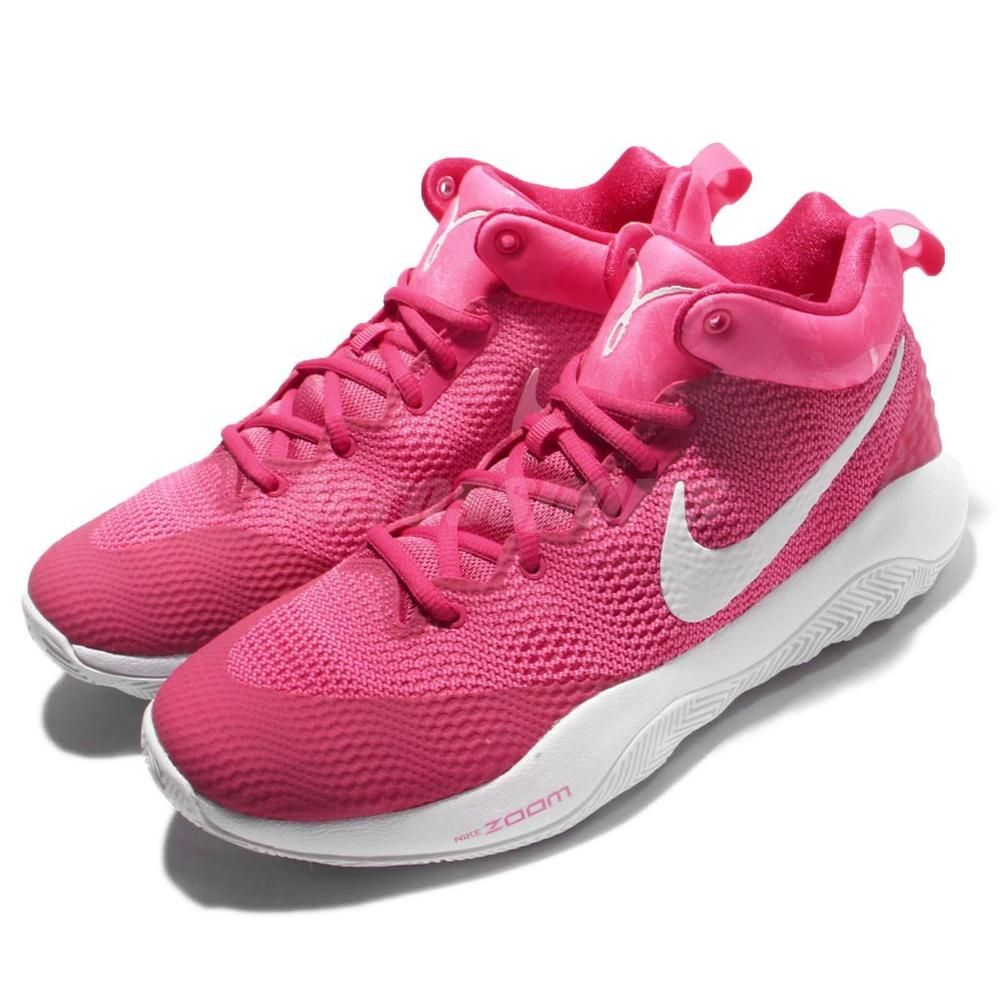3205a248d2c2 Nike Zoom Rev EP 2017 Hyperrev Kay Yow Breast Cancer Men Basketball  852423-616  Nike  BasketballShoes