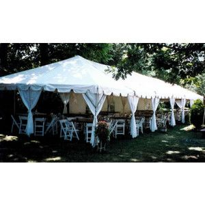 Party Tent 20 X 30 Canopy White Party Rental San Diego Vista Ca Anar Party Rental Party Tent Rentals Tent Rentals Outdoor Tent Wedding