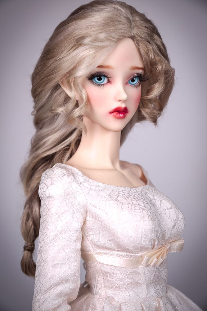 Gentle Grace Beautiful Hairstyles Grace Omalley And Studios - Doll hairstyles for grace