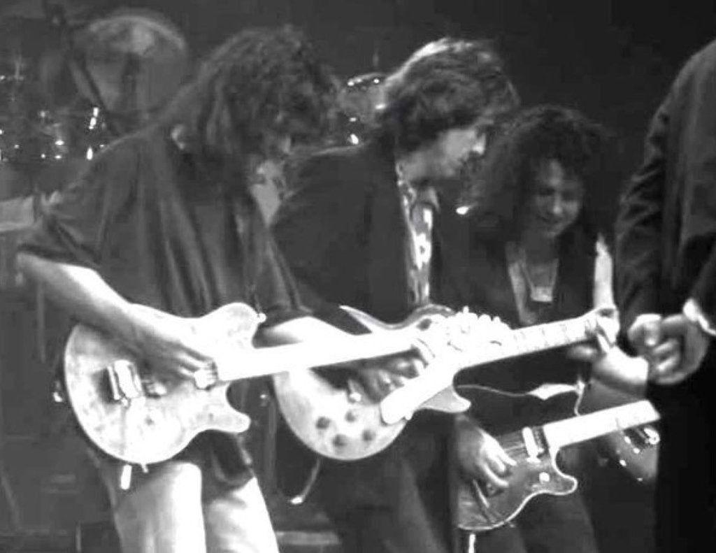 Pin By Boobie5150 On Eddie Van Halen With Images George Rock And Roll Van Halen