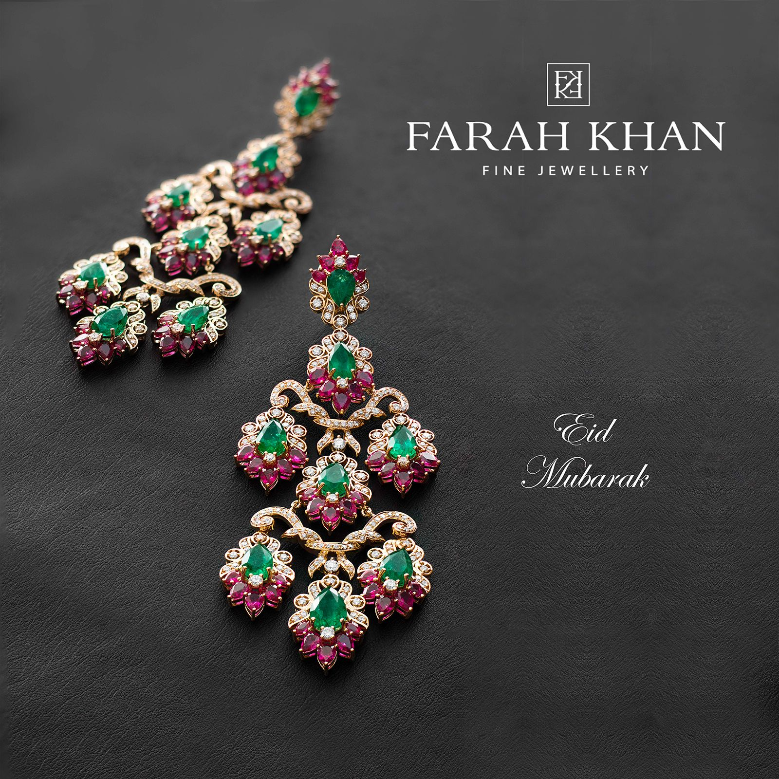 Farah Khan Fine Jewellery wishes you Happy EID Mubarak eidmubarak