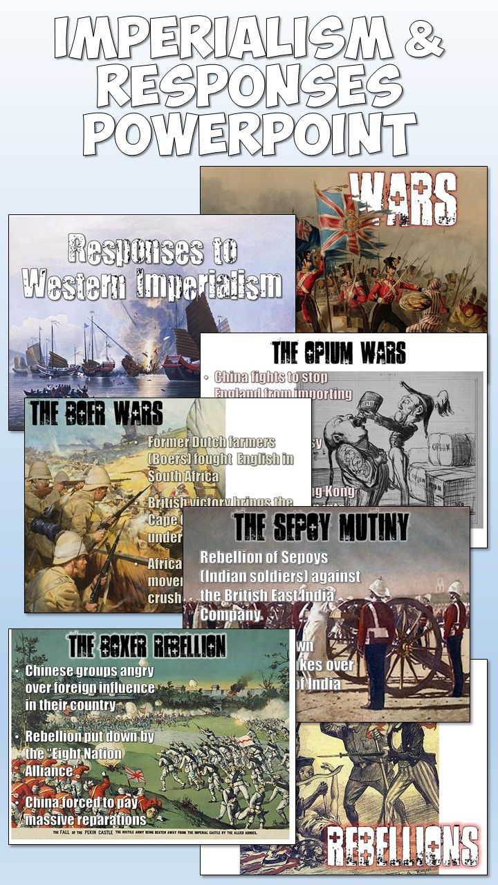 imperialism powerpoint responses to western imperialism world awesome imperialism powerpoint for world history that covers the opium wars boer wars russo